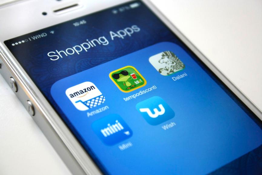 Mr Per 5 Migliori App Smartphone Le Proprio Apps Fare Dal Shopping tqdzf