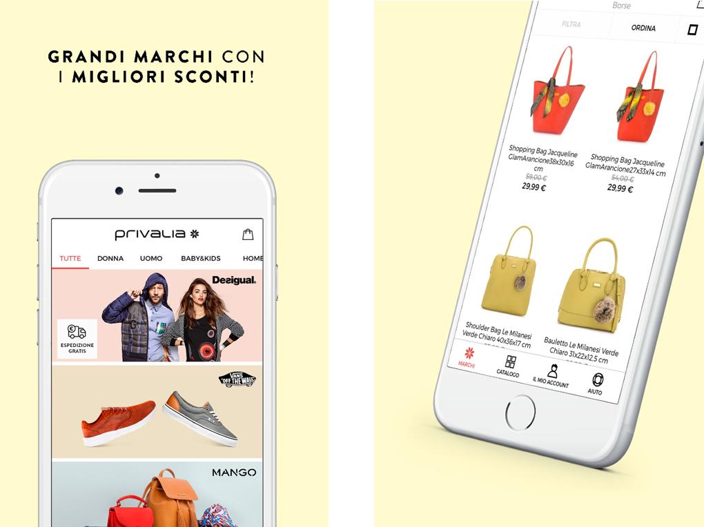 abf346ad3cb Le 5 migliori app per fare shopping dal proprio smartphone
