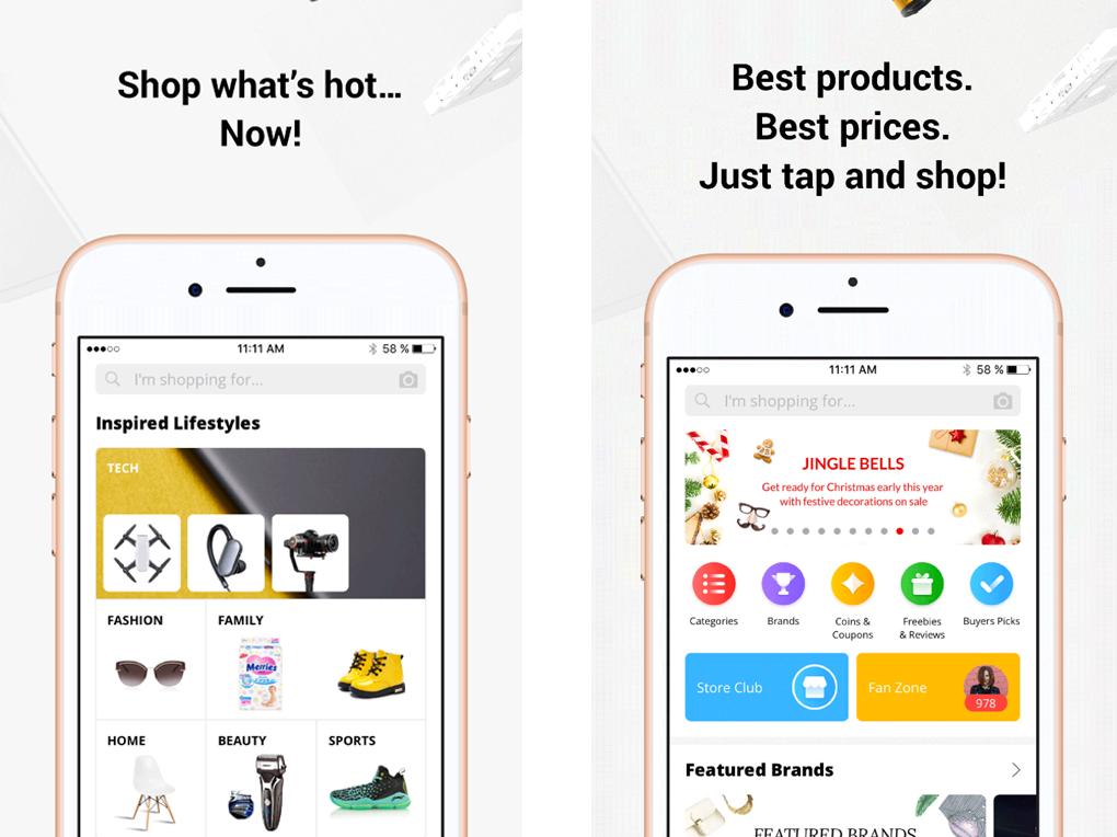 Ramo di Alibaba si rivolge soprattutto ai compratori internazionali per  espandere i propri prodotti e sfidare i giganti online come Amazon e eBay. 7ed28b9ae42b